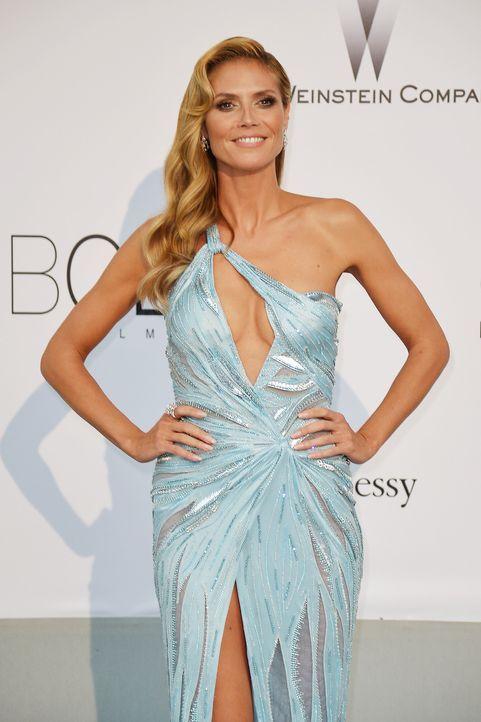 Cannes-Filmfestival-Heidi-Klum-140522-1-AFP - Bildquelle: AFP