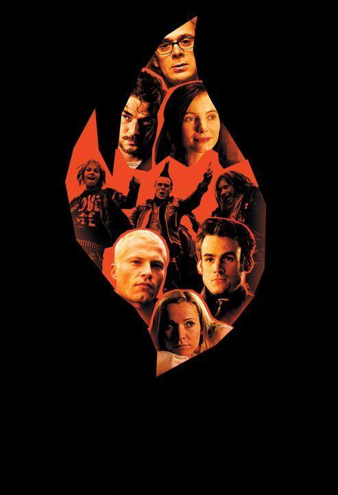Was tun wenn's brennt? - Artwork - Bildquelle: 2003 Sony Pictures Television International