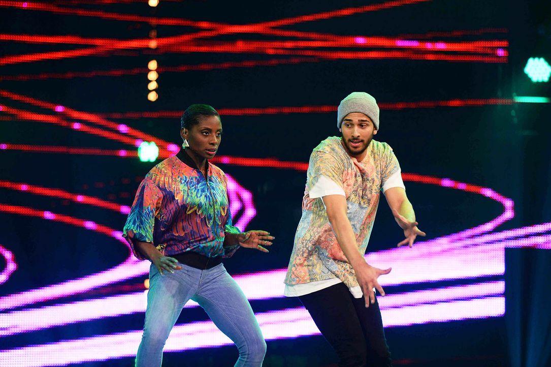Got-To-Dance-Dayan-Raheem-05-SAT1-ProSieben-Willi-Weber - Bildquelle: SAT.1/ProSieben/Willi Weber