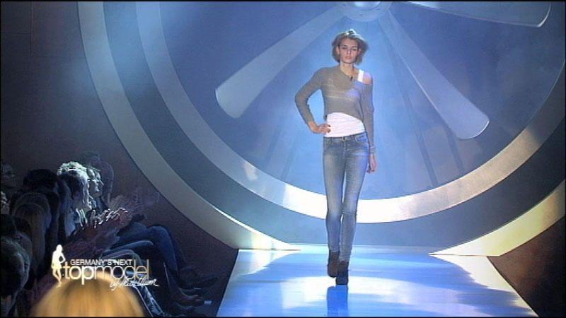 gntm-staffel07-episode-01-017jpg 800 x 450 - Bildquelle: ProSieben