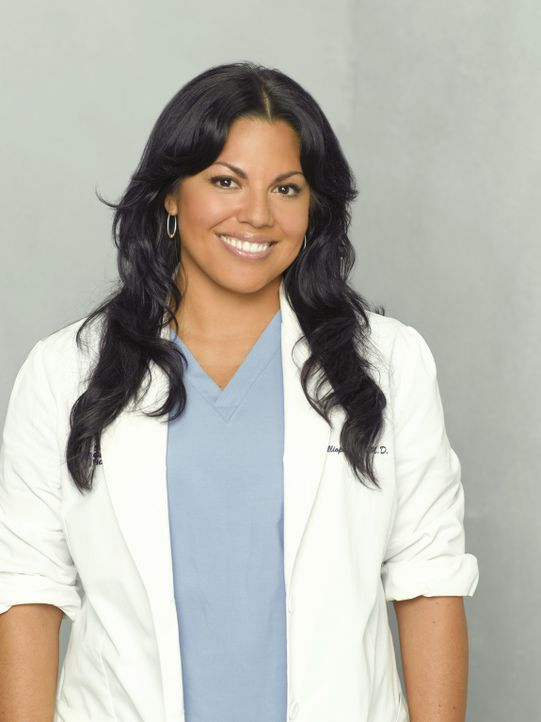 (5. Staffel) - Erfolgreich im Job - doch in der Liebe hat sie nicht immer Glück: Dr. Callie Torres (Sara Ramirez) ... - Bildquelle: Bob D'Amico 2007 American Broadcasting Companies, Inc. All rights reserved. NO ARCHIVING. NO RESALE.