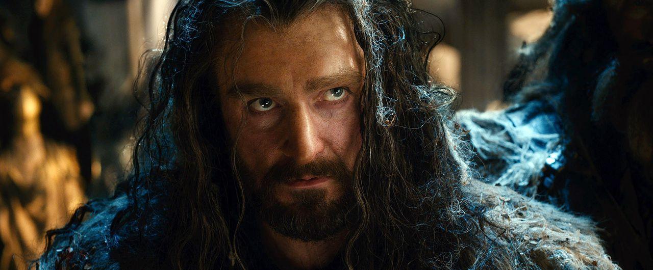 der-hobbit-smaugs-einoede-05-Warner-Bros - Bildquelle: 2013 Warner Bros. Entertainment Inc. and Metro-Goldwyn-Mayer Pictures Inc.