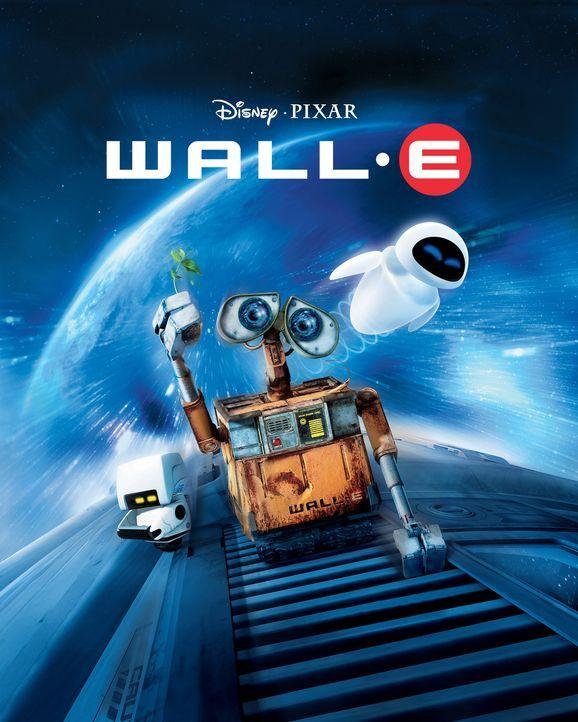 WALL-E - DER LETZTE RÄUMT AUF - Plakatmotiv - Bildquelle: Touchstone Pictures