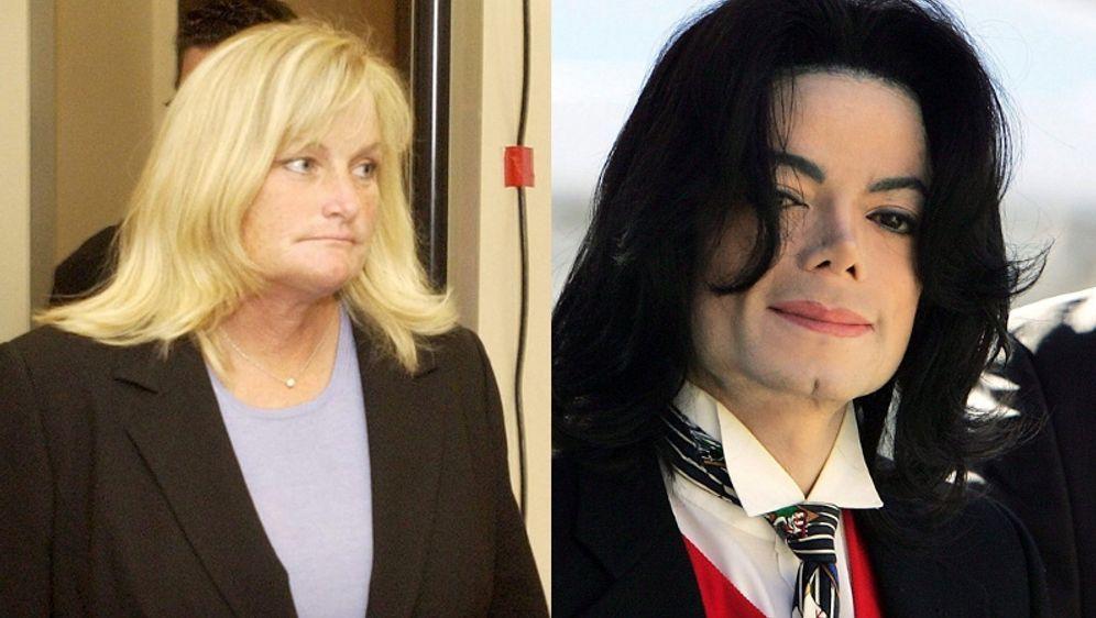 Michael Jackson Prozess Tr 228 Nenreiche Aussage Von Debbie