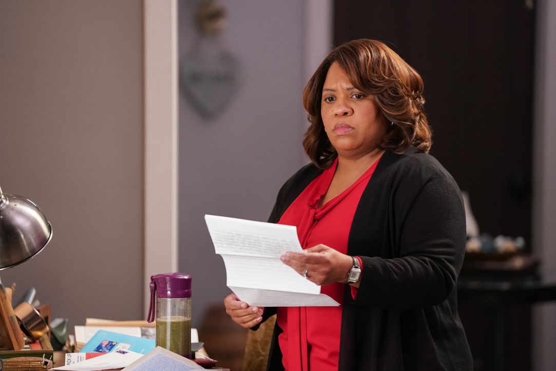 Dr. Miranda Bailey (Chandra Wilson) - Bildquelle: Gilles Mingasson 2020 American Broadcasting Companies, Inc. All rights reserved. / Gilles Mingasson