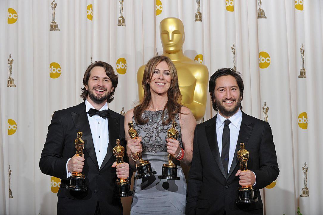mark-boal-kathryn-bigelow-greg-shapiro-academy-awards-10-03-07-afpjpg 2000 x 1331 - Bildquelle: AFP