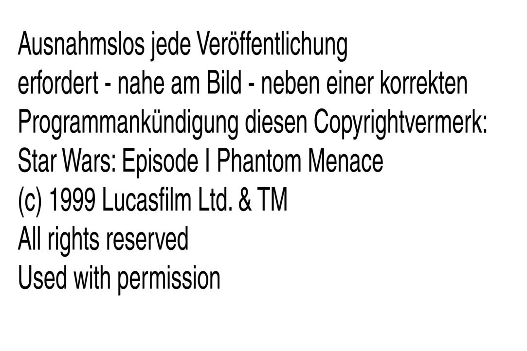 Star Wars: Episode IV - Eine neue Hoffnung - Bildquelle: Lucasfilm LTD. & TM. All Rights Reserved.