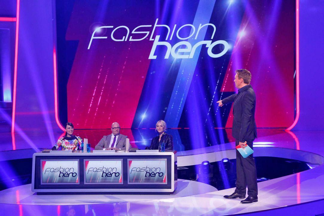 Fashion-Hero-Epi04-Show-01-Pro7-Richard-Huebner-TEASER - Bildquelle: Pro7 / Richard Hübner