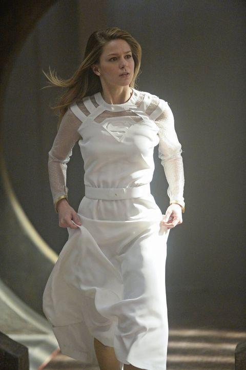 Endlich wieder auf Krypton? Kara (Melissa Benoist) findet sich auf ihrem alten Heimatplaneten wieder, doch kann sie dieser Umgebung wirklich trauen? - Bildquelle: 2015 Warner Bros. Entertainment, Inc.