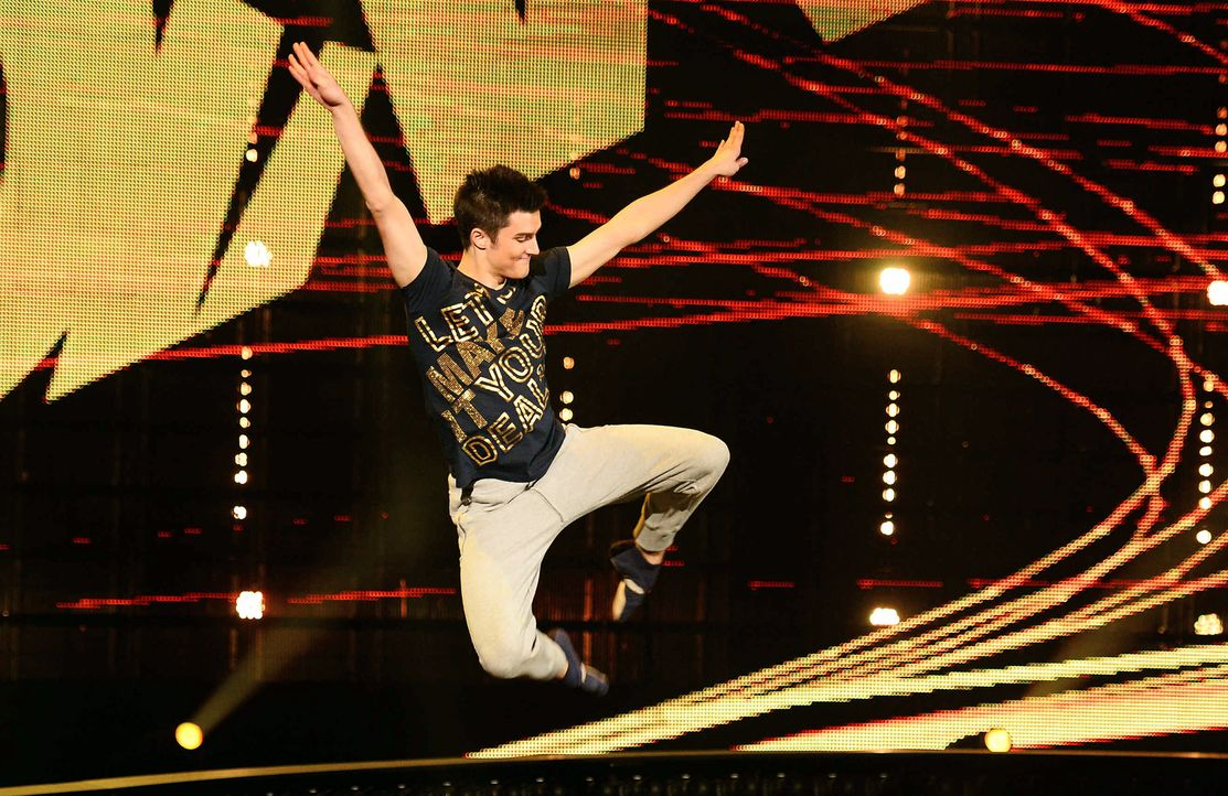 Got-To-Dance-Markus-07-SAT1-ProSieben-Willi-Weber - Bildquelle: SAT.1/ProSieben/Willi Weber