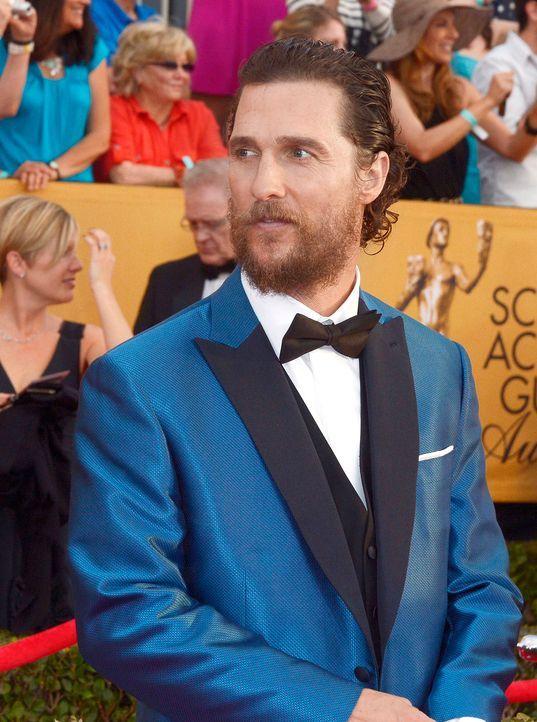 Matthew-McConaughey-15-01-25-dpa - Bildquelle: dpa