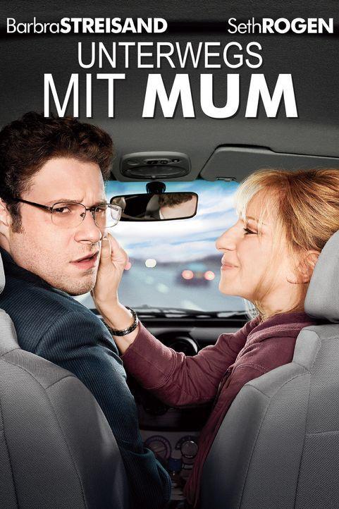 Unterwegs mit Mum - Plakatmotiv - Bildquelle: MMXII Paramount Pictures Corporation. All Rights Reserved.