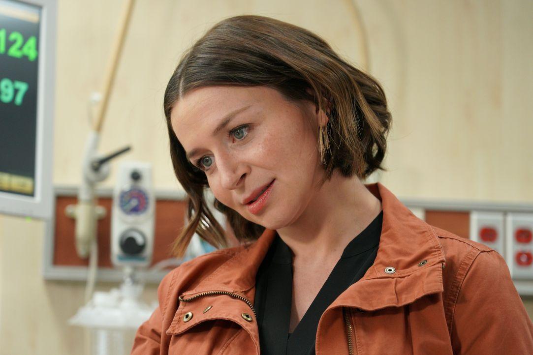 Dr. Amelia Shepherd (Caterina Scorsone) - Bildquelle: Byron Cohen 2019 American Broadcasting Companies, Inc. All rights reserved. / Byron Cohen