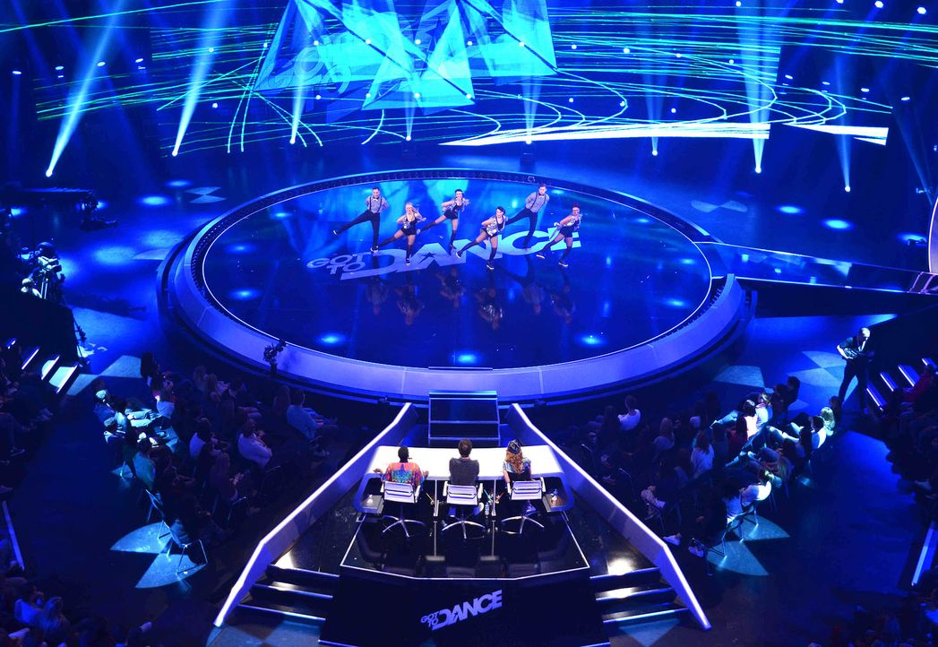 Got-To-Dance-CreaTionZ-11-SAT1-ProSieben-Willi-Weber - Bildquelle: SAT.1/ProSieben/Willi Weber