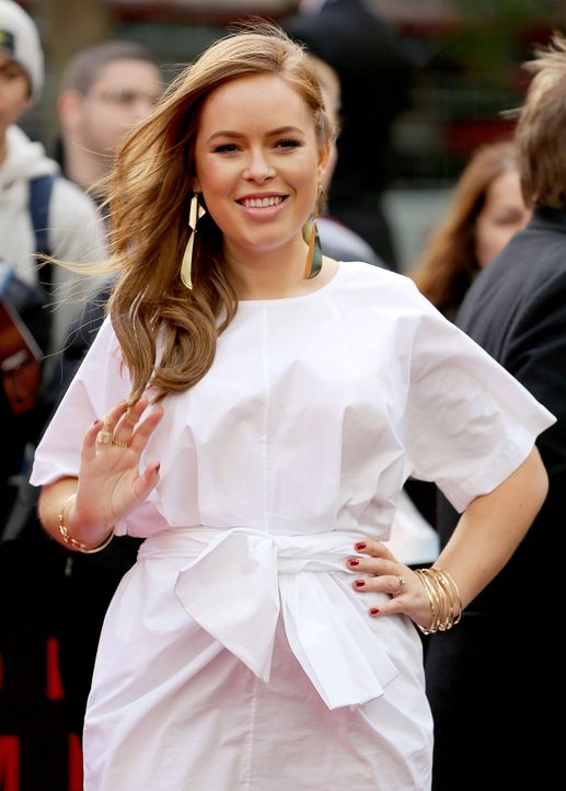Premiere-Godzilla-London-Tanya-Burr-14-05-11-Lexi-Jones-WENN-com - Bildquelle: Lexi Jones/WENN.com