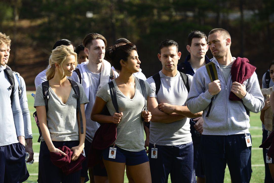 Ein 20-wöchiges Trainingsprogramm müssen die neuen Rekruten absolvieren. Dabei werden sie an ihre Grenzen gebracht, denn nur die Besten können das T... - Bildquelle: 2015 ABC Studios