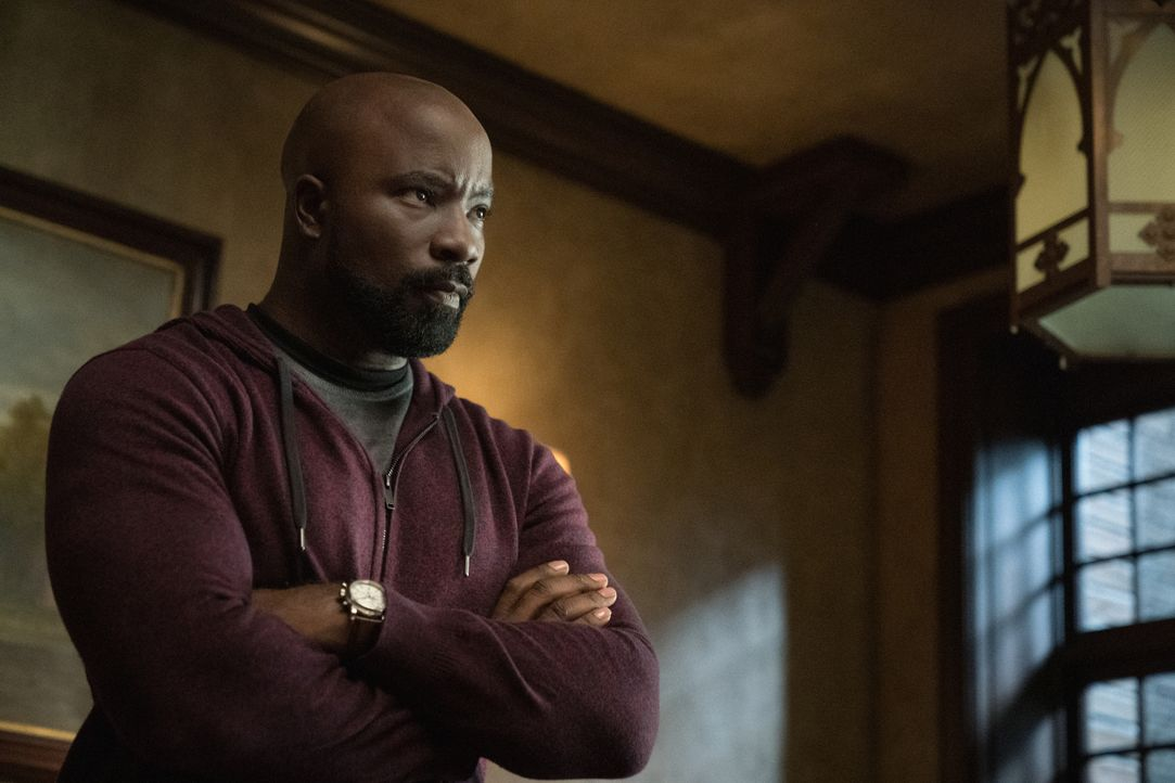 David Acosta (Mike Colter) - Bildquelle: Elizabeth Fisher 2019 CBS Broadcasting, Inc. All Rights Reserved / Elizabeth Fisher