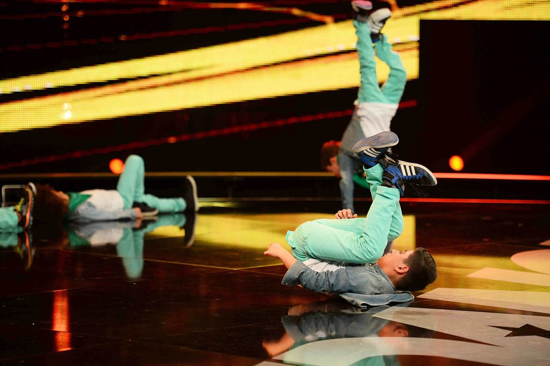 Got-To-Dance-Baby-Bounce-02-SAT1-ProSieben-Willi-Weber - Bildquelle: SAT.1/ProSieben/Willi Weber