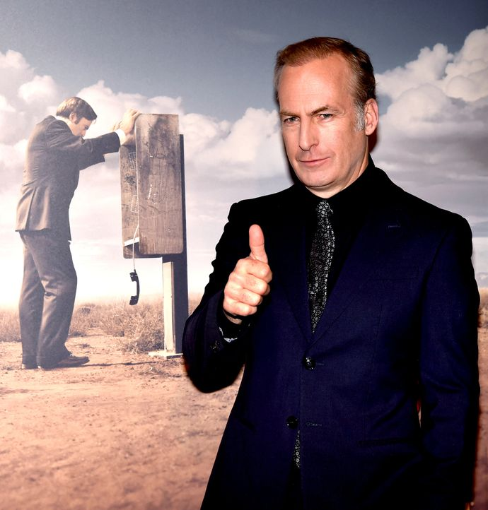 Bob-Odenkirk-Better-Call-Saul-150129-getty-AfP - Bildquelle: getty-AFP