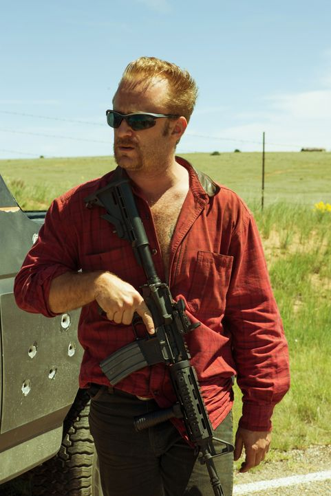 Tanner Howard (Ben Foster) - Bildquelle: 2016 CBS Films. All Rights Reserved.
