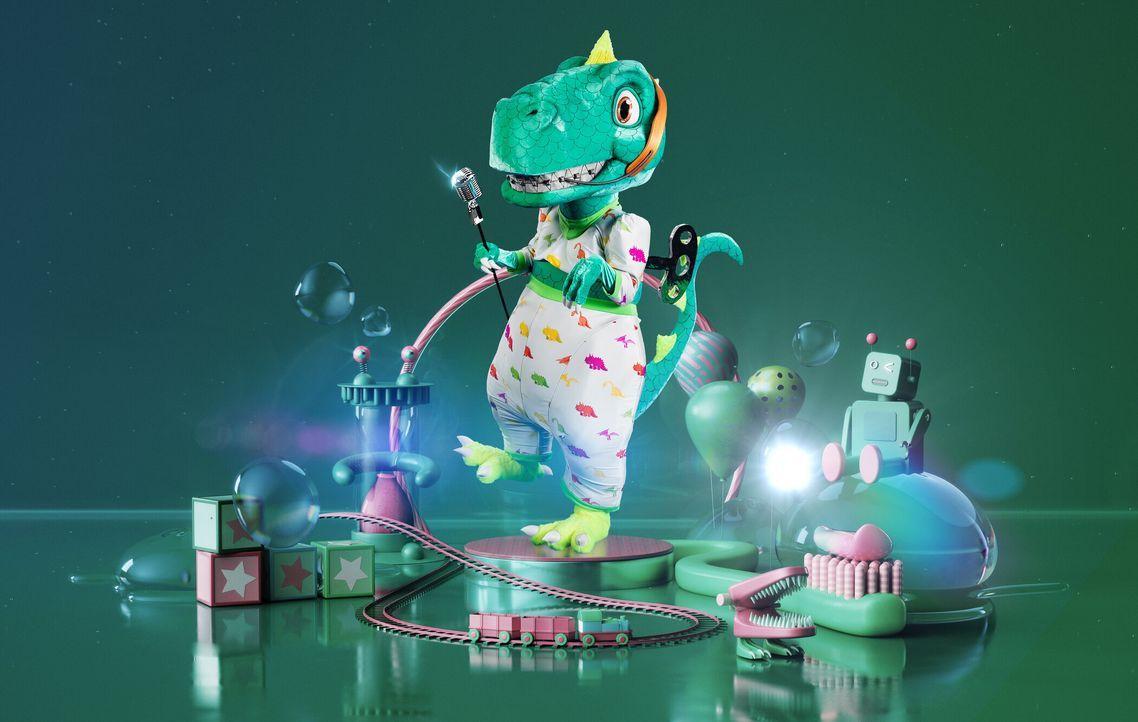 Der Dinosaurier - Bildquelle: Willi Weber ProSieben / Willi Weber