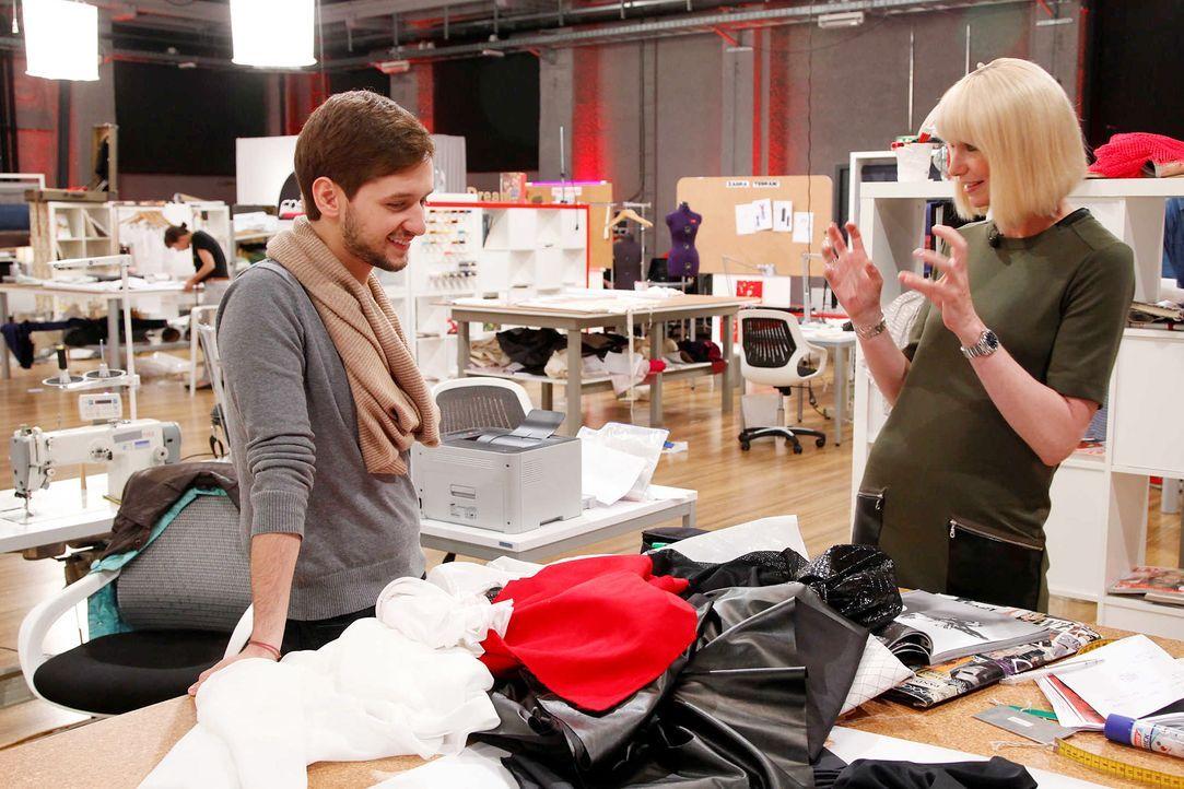 Fashion-Hero-Epi05-Atelier-13-ProSieben-Richard-Huebner - Bildquelle: Richard Huebner
