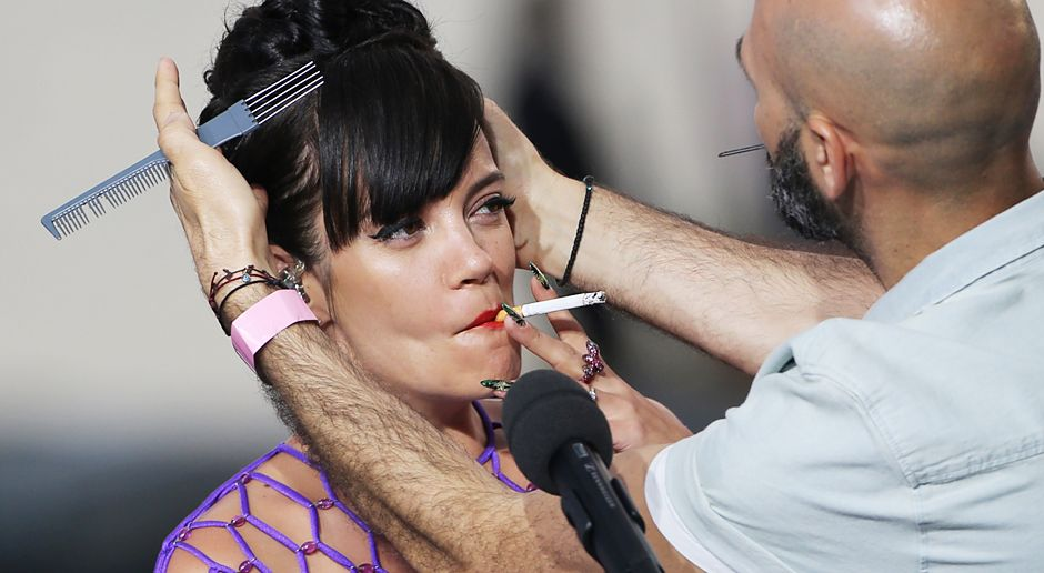 Cannes-Filmfestival-Lily-Allen-140521-4-AFP-HERO - Bildquelle: AFP