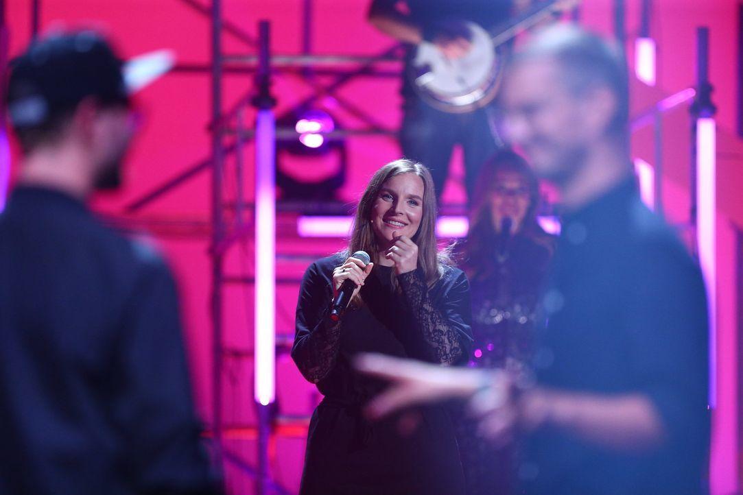 Judith Holofernes - Bildquelle: Jens Hartmann ProSieben/Jens Hartmann