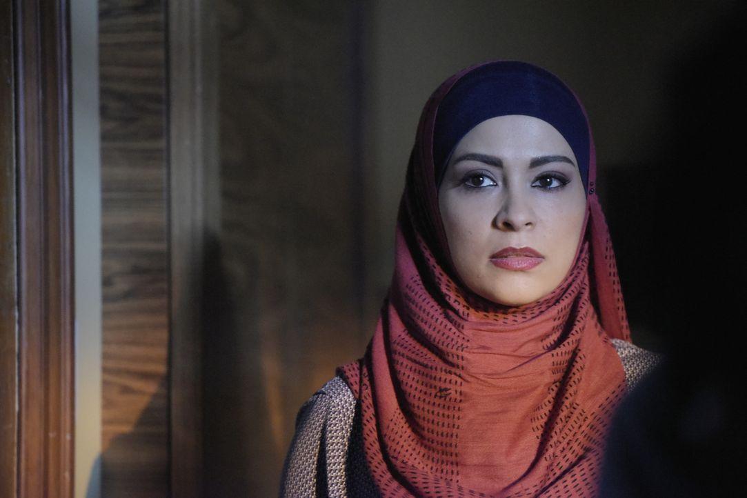 Gut oder Böse? Raina (Yasmine Al Massri) ... - Bildquelle: Philippe Bosse 2015 ABC Studios