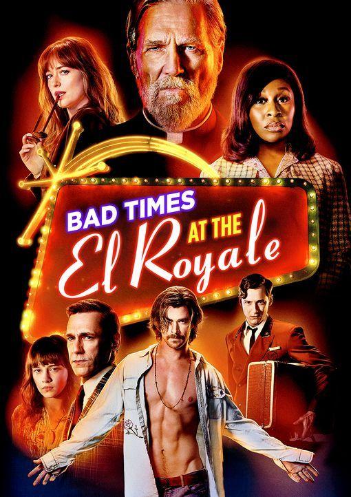 Bad Times at the El Royale - Artwork - Bildquelle: 2018 Twentieth Century Fox Film Corporation.  All rights reserved.