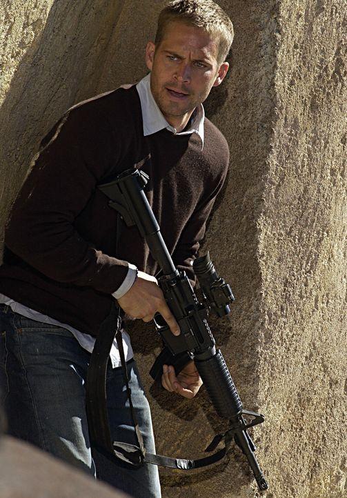 Im Visier von hemmungslosen Mordgesellen: Tim Kearney (Paul Walker) ... - Bildquelle: Nu Image