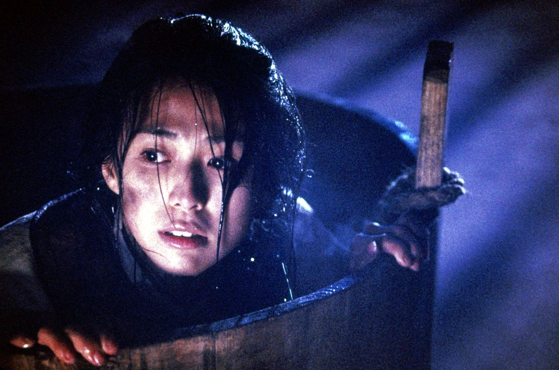 Kann Sasa (Anya) den Vampiren noch entkommen? - Bildquelle: Columbia TriStar