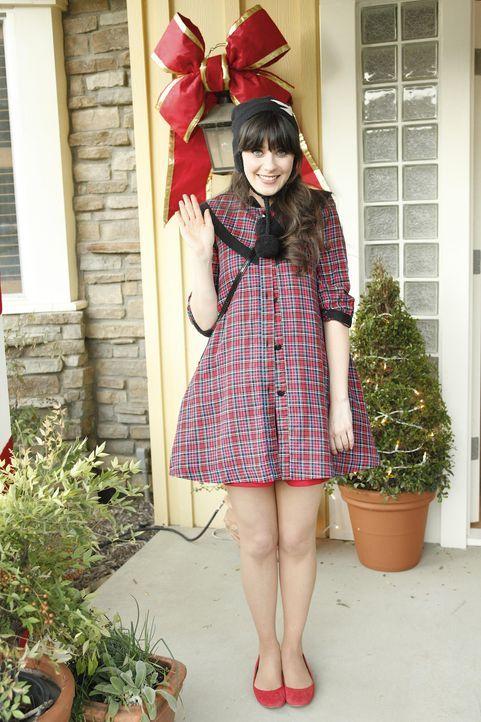 Erinnert sich an ein Weihnachten zurück, als sie noch ein Mädchen war: Jess (Zooey Deschanel) ... - Bildquelle: 20th Century Fox