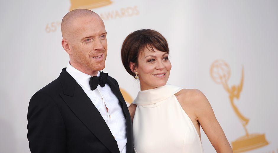 Emmy-Awards-Damian-Lewis-Helen-McCrory-13-09-22-AFP - Bildquelle: AFP