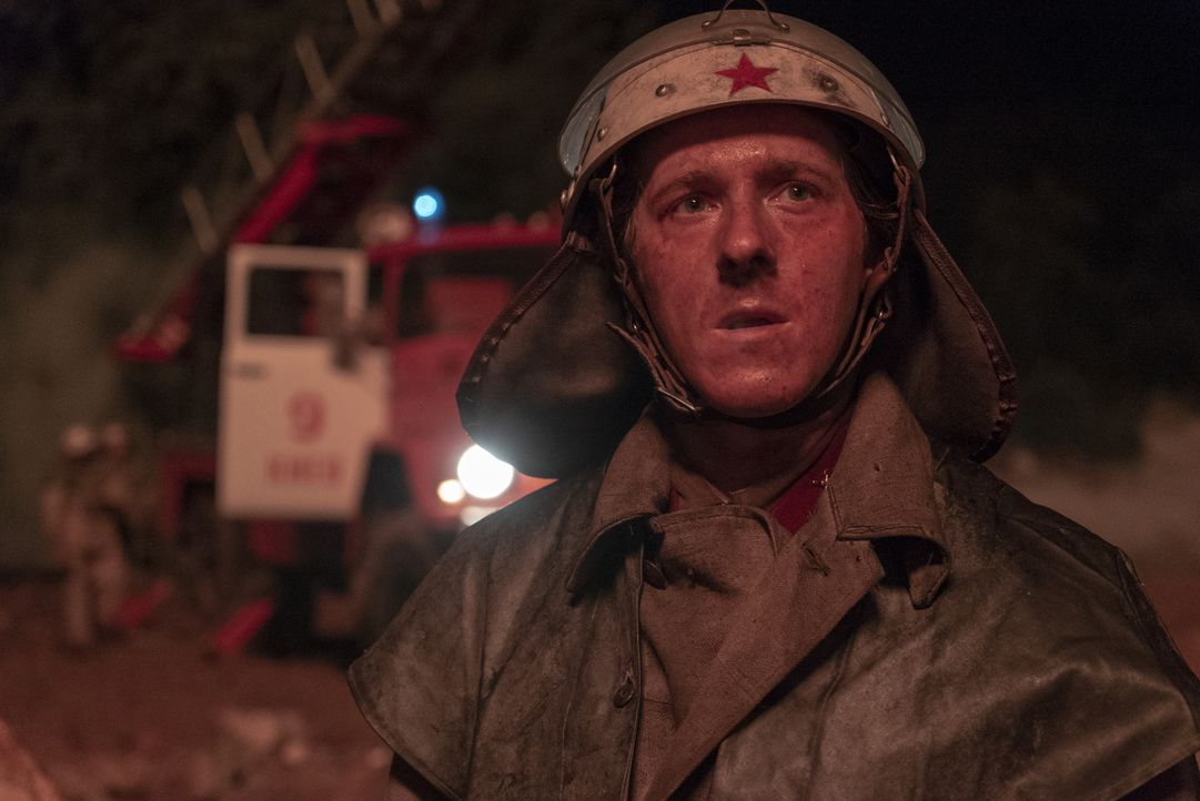 Vasily Ignatenko (Adam Nagaitis) - Bildquelle: Liam Daniel Sky UK Ltd/HBO / Liam Daniel