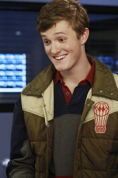 Freut sich Vater zu werden: Ricky (Ross Philips) ... - Bildquelle: ABC Studios