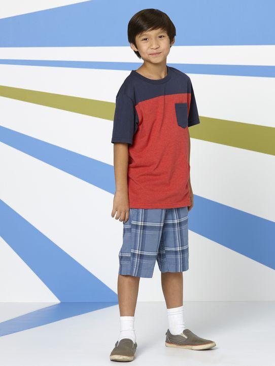 (1. Staffel) - Emery Huang (Forrest Wheeler) passt sich seiner neuen Heimat schnell an und auf dem Pausenhof gehört er bald schon zu den Coolen ... - Bildquelle: 2015 American Broadcasting Companies. All rights reserved.