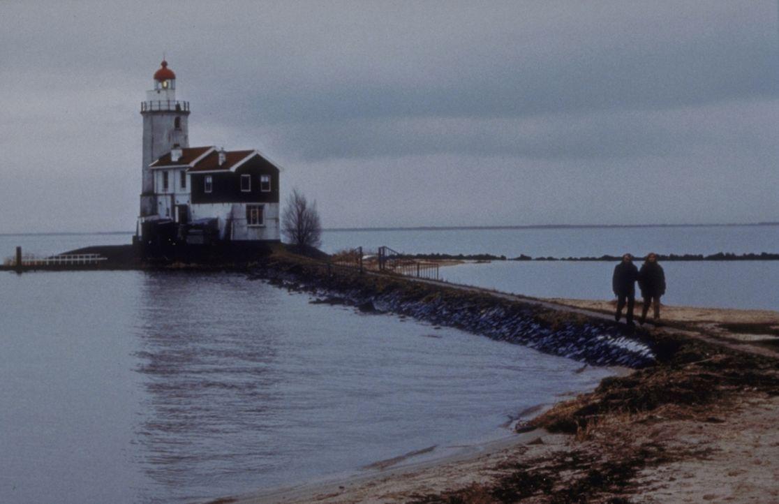 Machen sich gemeinsam auf, die kleine Johanna zu finden: der verzweifelte Vater Marc (Christoph M. Ohrt, l.) und die Meeresbiologin Tanja (Anja Klin... - Bildquelle: ProSieben