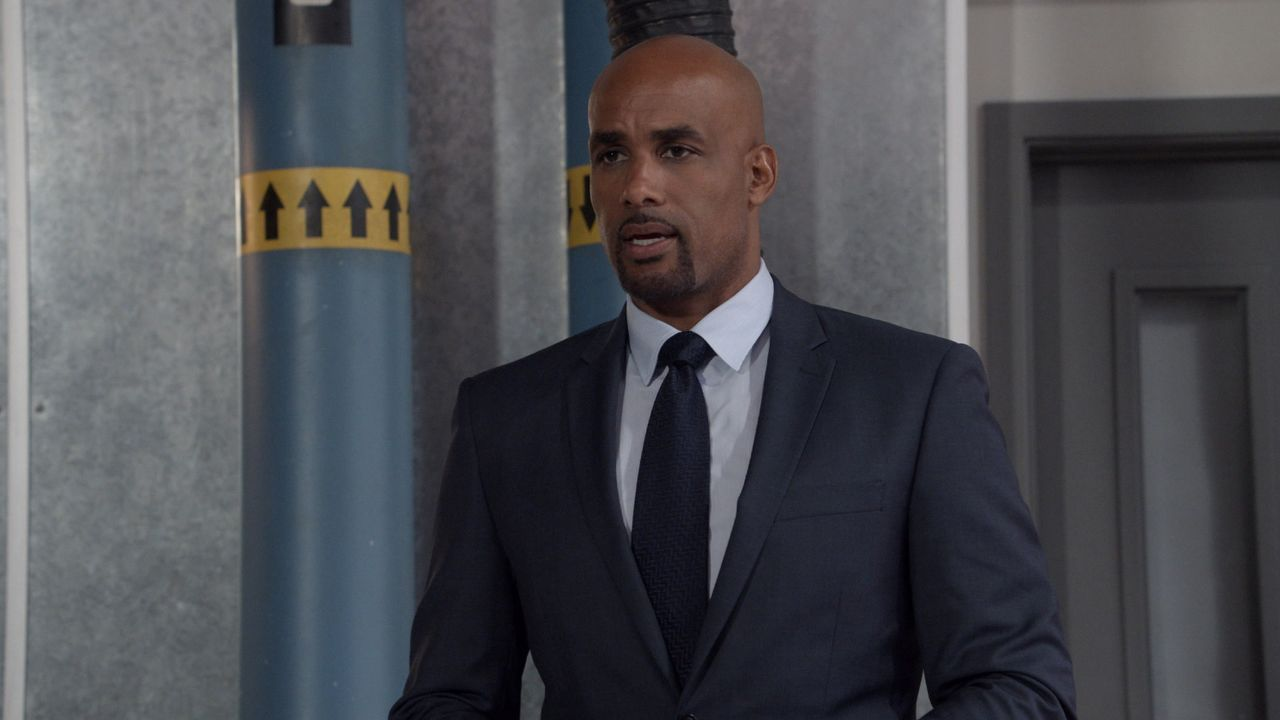 Robert Sullivan (Boris Kodjoe) - Bildquelle: 2020 American Broadcasting Companies, Inc. All rights reserved.