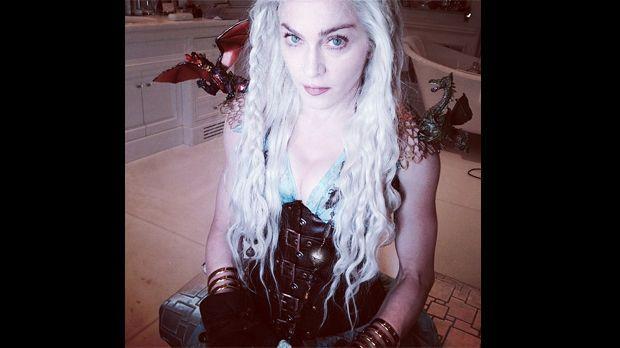 madonna-Instagram - Bildquelle: Madonna/Instagram