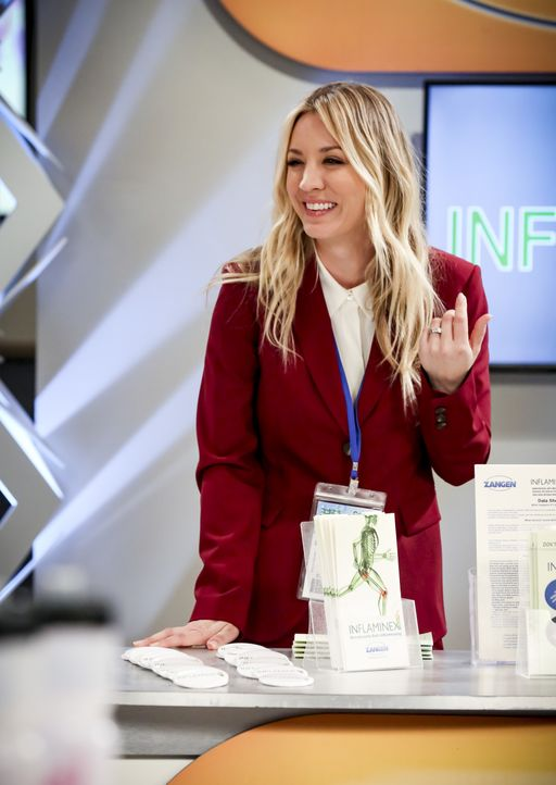 Penny (Kaley Cuoco) - Bildquelle: Michael Yarish 2019 WBEI. All rights reserved. / Michael Yarish