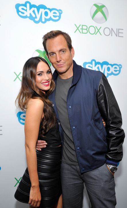 Megan Fox-Will Arnett-14-07-24-AFP - Bildquelle: Getty-AFP