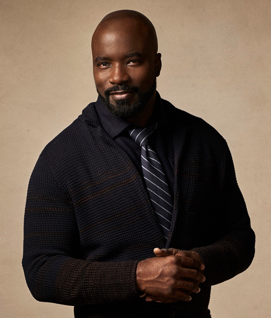 David Acosta (Mike Colter)