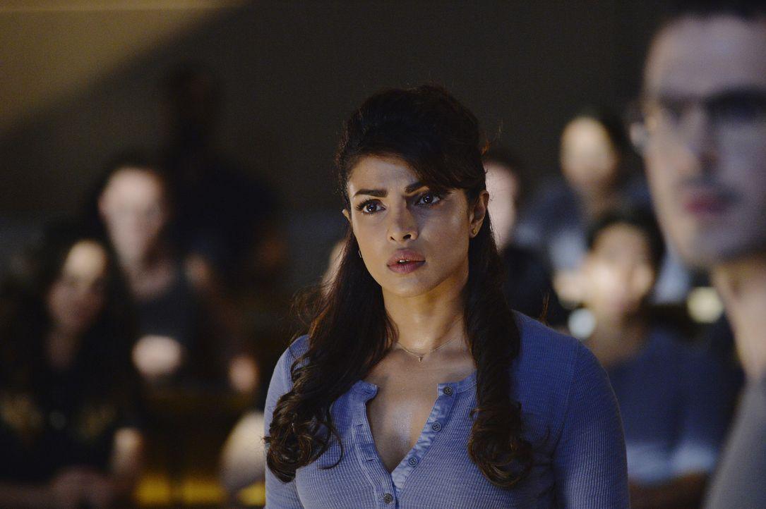 Wird Alex (Priyanka Chopra) die Zwischenprüfung von Quantico bestehen? - Bildquelle: Jonathan Wenk 2015 ABC Studios