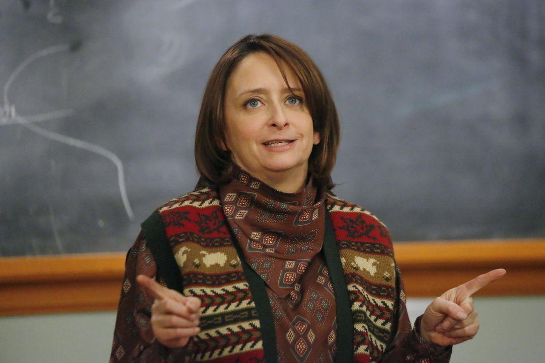 Direktorin Barker (Rachel Dratch) - Bildquelle: Warner Brothers