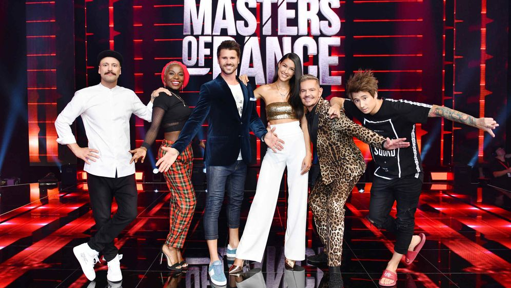 Masters Of Dance Gewinner