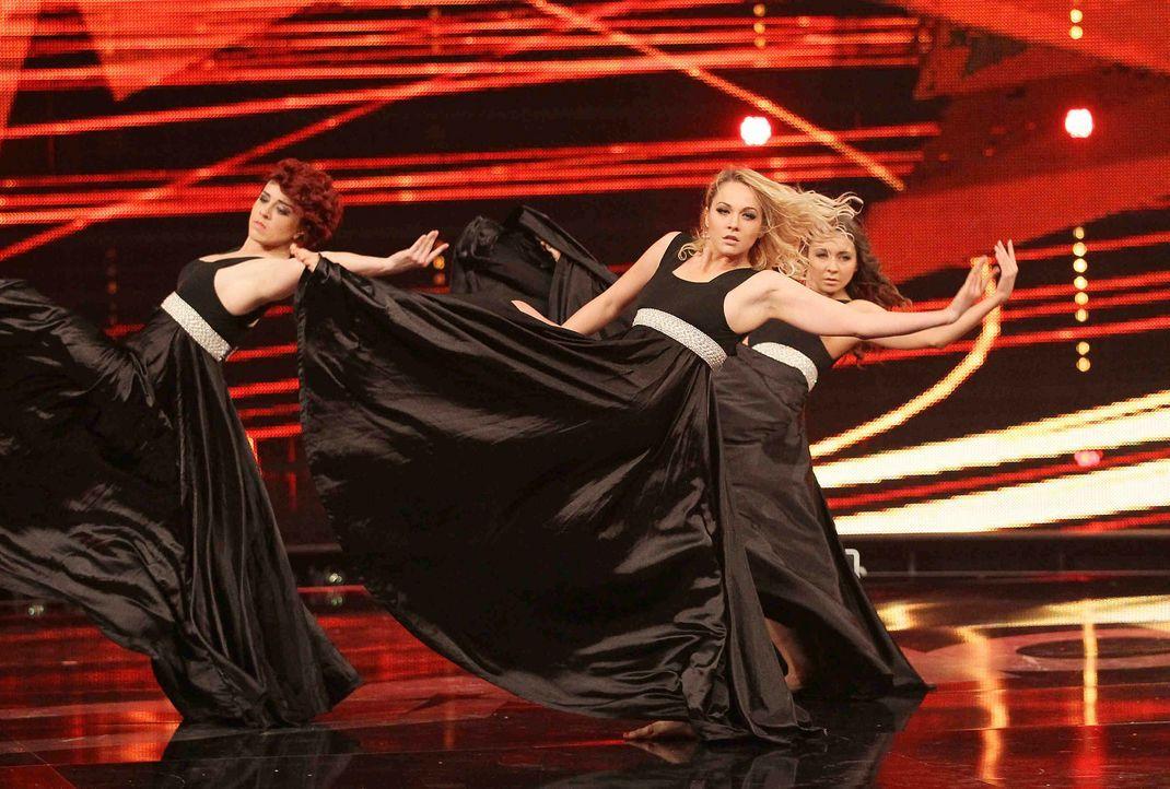Got-To-Dance-BlackWine-04-SAT1-ProSieben-Guido-Engels - Bildquelle: SAT.1/ProSieben/Guido Engels