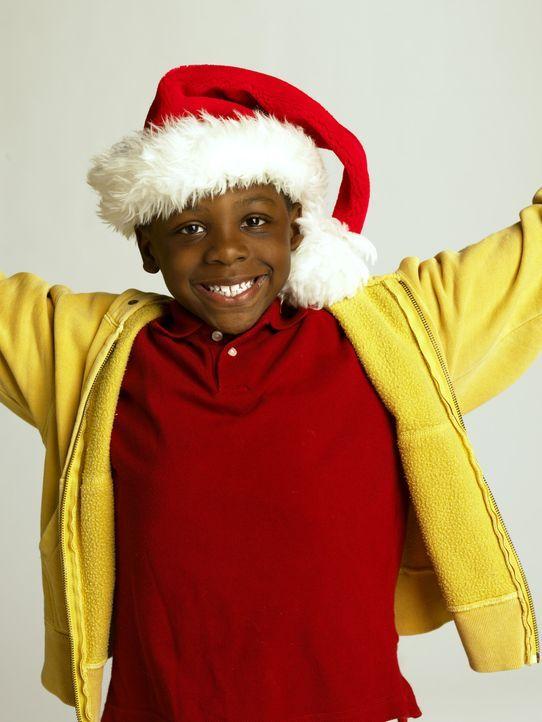 Ist überglücklich, dass Weihnachten stattfindet: Hector (Bobb'e J. Thompson) ... - Bildquelle: Buena Vista International Television