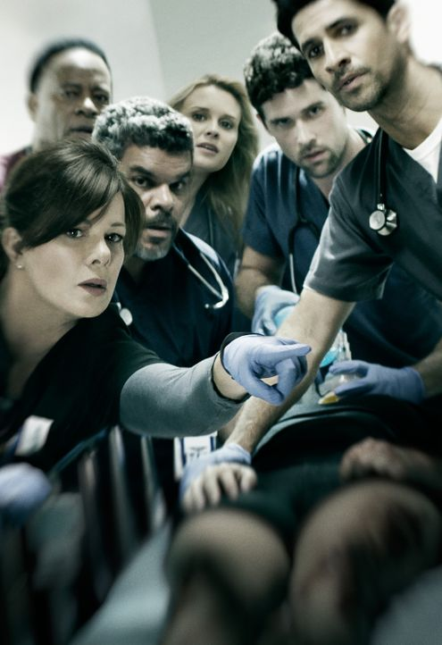 (1. Staffel) - Code Black - Artwork - Bildquelle: 2015 ABC Studios