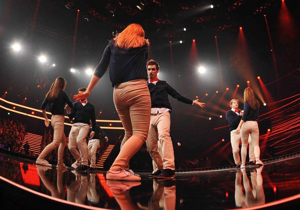 Got-To-Dance-Dance-Is-The-Answer-02-SAT1-ProSieben-Willi-Weber - Bildquelle: SAT.1/ProSieben/Willi Weber